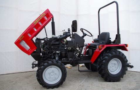 Трактор Мтз 311м - YouTube