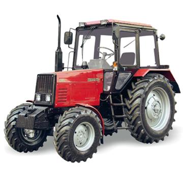 Трактор Беларус 82.1 с ГБО, МТЗ – ООО «Доминант» Москва