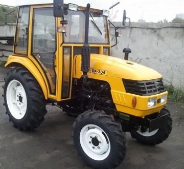 купить Трактор Dongfeng DF-304 с кабиной