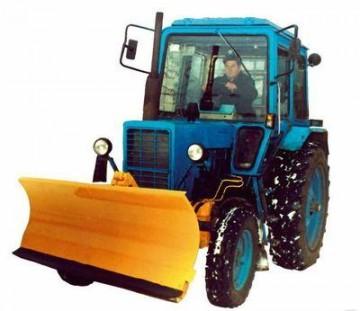 купить Снегоочиститель навесной ЛС-2,5.00.000