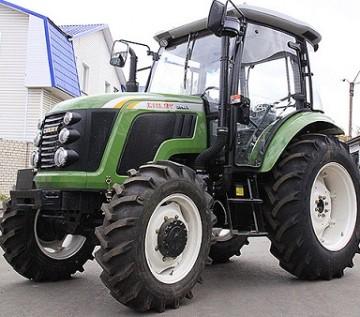 Купить трактор CHERY RC 804 с кабиной цена