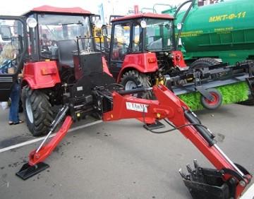 Трактор МТЗ 320.4 М с минским двигателем-3