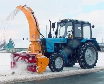 купить Снегоочиститель шнекороторный ШРК 2,0