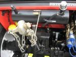 Мини трактор Ловол Фотон TE 354 с кабиной-5