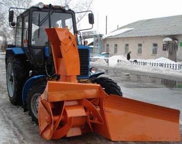 купить Снегоуборочная машина СУ 2.1 ОМ фреза