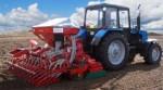 Агрегат почвообрабатывающе-посевной АПП-3А (для МТЗ 82)