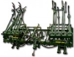 Культиватор для сплошной обработки почвы КПС-5,0