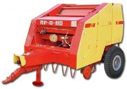 Пресс-подборщик рулонный безременный ПР-Ф-110