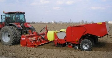 купить Агрегат почвообрабатывающий картофелепосадочный АКПК 4