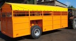 Прицеп для перевозки скота САТ ТПС-6