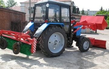 купить Машина уборочная дорожная МД82 - 01