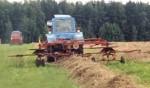 Грабли-ворошилки роторные ГВР-630-3