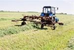 Грабли-ворошилки роторные ГВР-630-4
