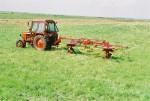 Грабли-ворошилки роторные ГВР-630-5