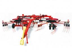 Грабли-ворошилки роторные ГВР-630
