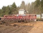 Культиватор для сплошной обработки почвы КНС-6,3-2