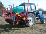 4-х рядная машина для посадки лука-севка-2