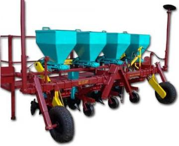 купить 4-х рядная машина для посадки лука-севка