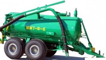 купить Машина для внесения жидких удобрений МЖТ-Ф-6