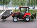 Машина уборочно-погрузочная МТЗ Беларус 320МУП