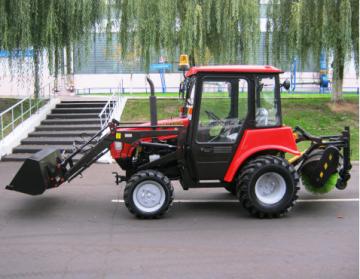 купить Машина уборочно-погрузочная МТЗ Беларус 320МУП
