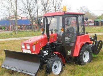 Трактор МТЗ 320.4 М с минским двигателем-4