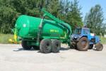 Машина для внесения жидких удобрений МЖТ-Ф-11-4