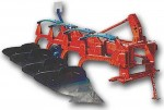 Плуг 4-х корпусной для каменистых почв ПКМ-4-40Р