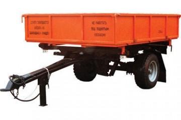 купить Полуприцеп тракторный самосвальный ПСМ-2,5