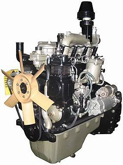 Двигатель Д246 для МТЗ 952, 921, 892