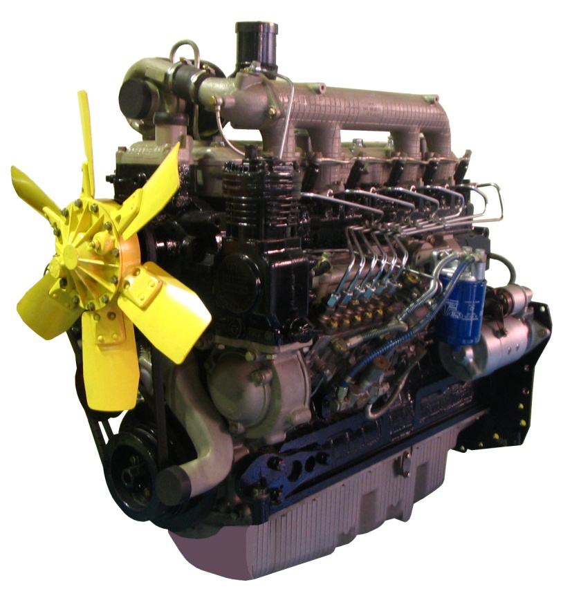 Двигатель Д266 ММЗ