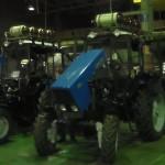 Трактор МТЗ Беларус 82.1 с ГБО-1