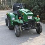 Садовый трактор-2