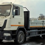 Автомобильное шасси МАЗ - МАН