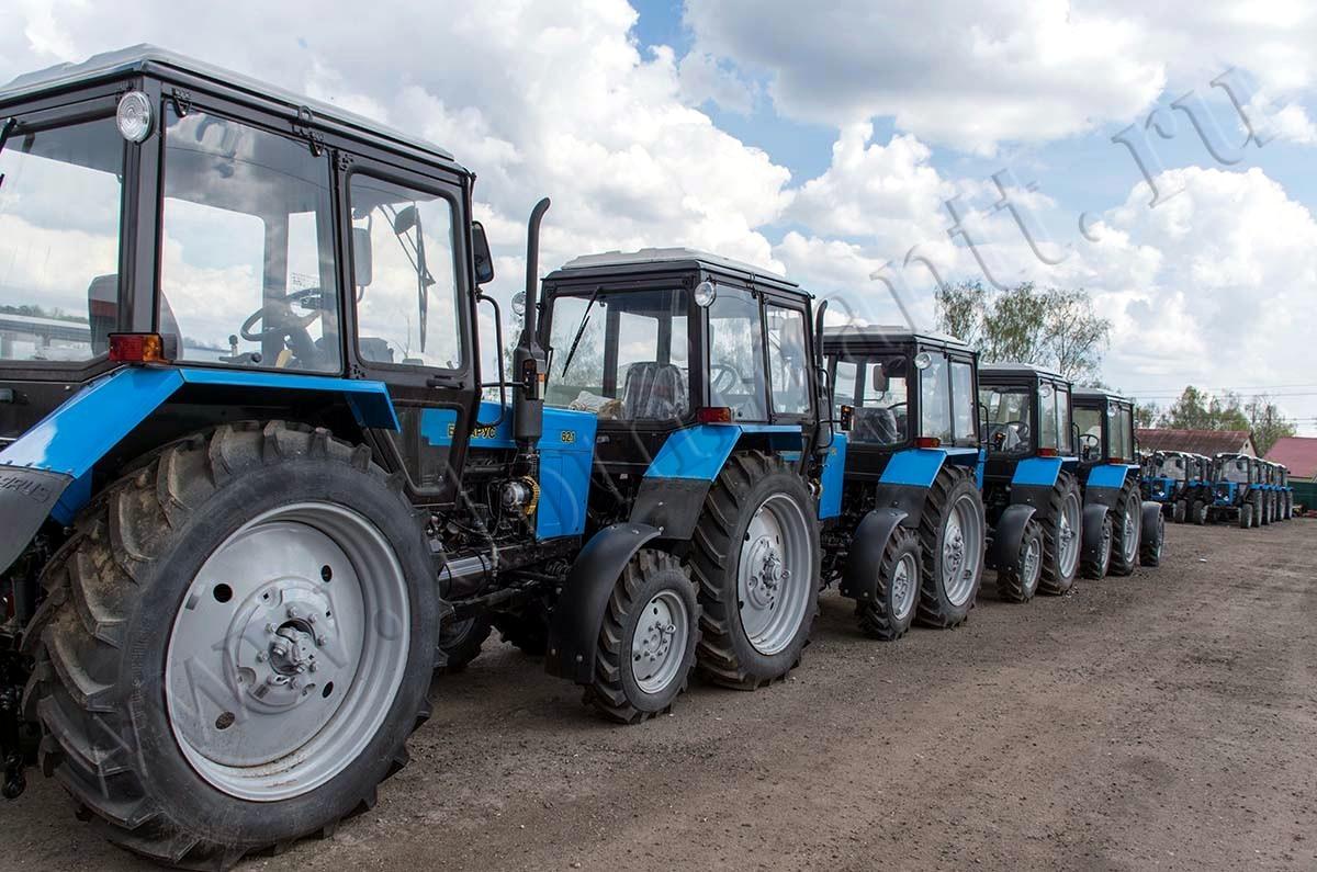 Продажа тракторов