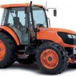 Трактор Kubota 4WD 6060-1