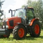 Трактор Kubota 4WD M110 GX
