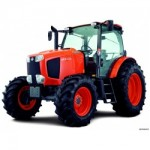 Трактор Kubota 4WD M135 GX