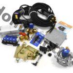 Комплект газового оборудования для дизелей тракторов