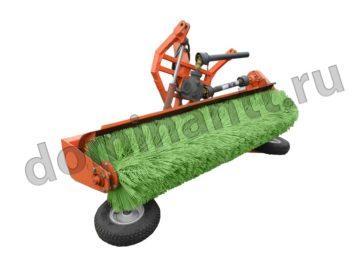 купить Щетка для трактора Беларус