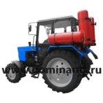 Трактор МТЗ Беларус 82.1 с ГБО
