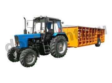 купить ППП-4 прицеп тракторный для перевозки птицы