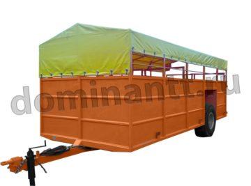 купить Прицеп для перевозки скота САТ ТПС-6