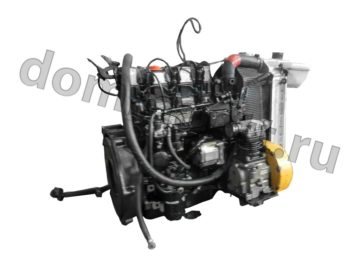 купить Двигатель Lombardini для МТЗ 320