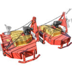 'КТМ-2 Роторная косилка для мини