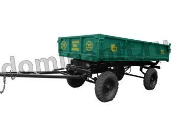 купить Прицеп для трактора 2ПТС4.5