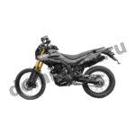 Мотоцикл X250 Минск-4