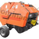 Прессподборщик для малогабаритного трактора 0870-2