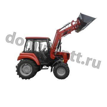 купить МТЗ 622 Беларус с погрузчиком и ковшом