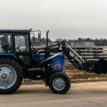 Трактор МТЗ 82 .1 Беларусь-4